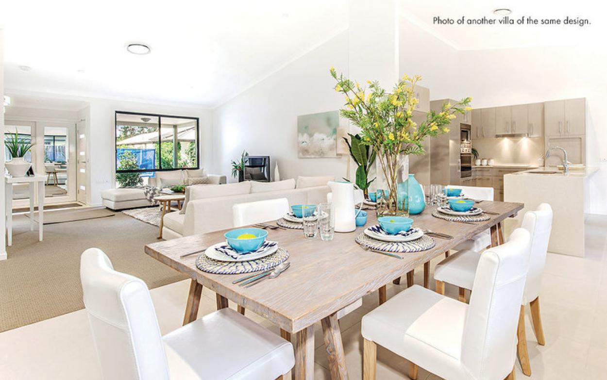 Villa 35 – Lantern - Living Choice Kawana Island