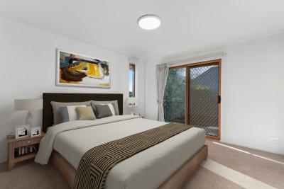Light filled with elevated views - Oak Grange Village