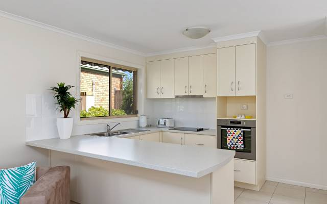 Enjoy living amongst friends in the heart of Wagga