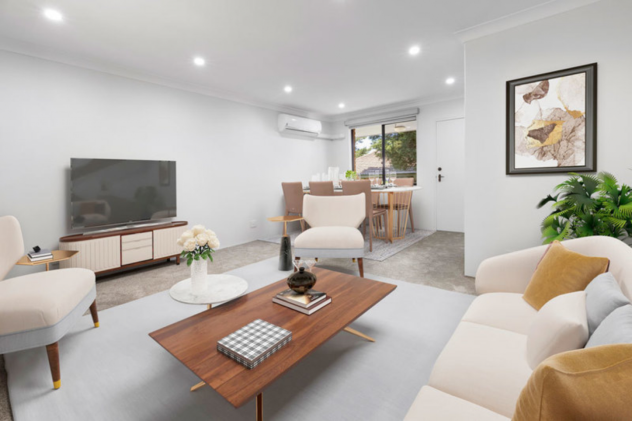 Don't miss out on this tastefully renovated dream unit