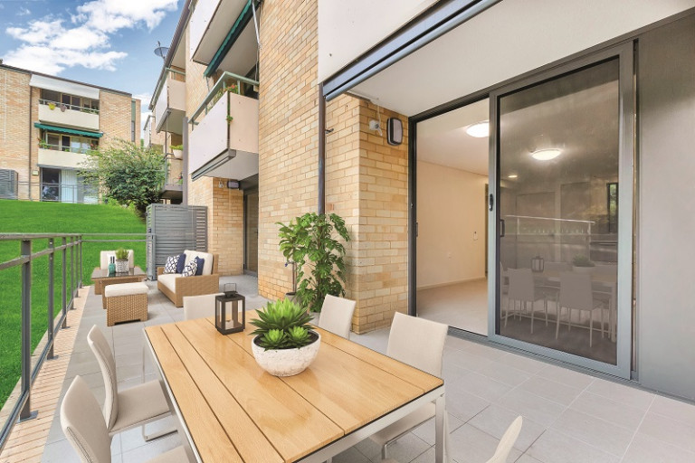 Newly-revitalised 2-bed units in Castle Hill from $446,000