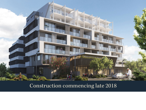 Apartment 301 | The Atrium Lutwyche