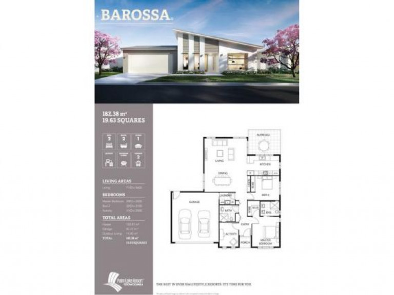 Barossa by Palm Lake Resort