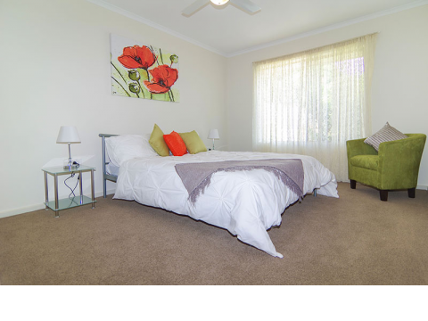 Tea Tree Gardens Retirement Village is situated on 9 ha of beautiful grounds
