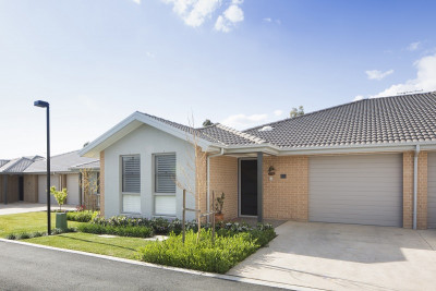 Anglicare Sydney - New contemporary apartments, units and single-level villas