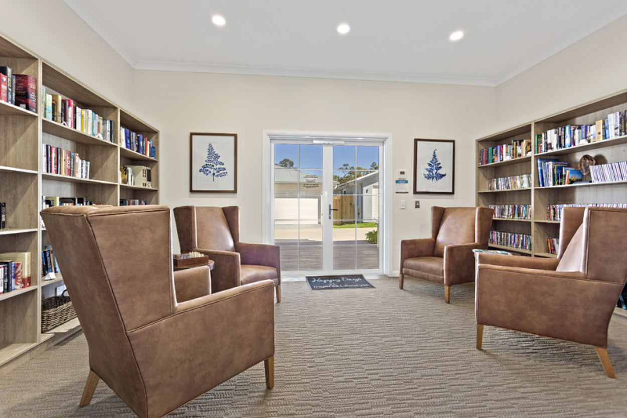 Two Bedroom plus Study in Resort Style Living Community