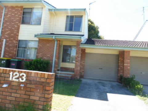 TWO BEDROOM TOWNHOUSE - REGISTER TODAY FOR AN INSPECTION ALERT