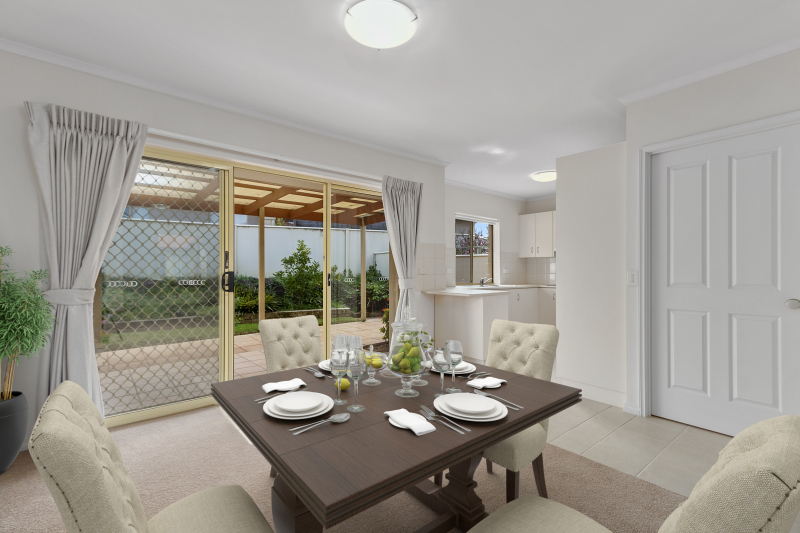 Unwind and relax in this stylish 2 bedroom villa - Bundoora Village