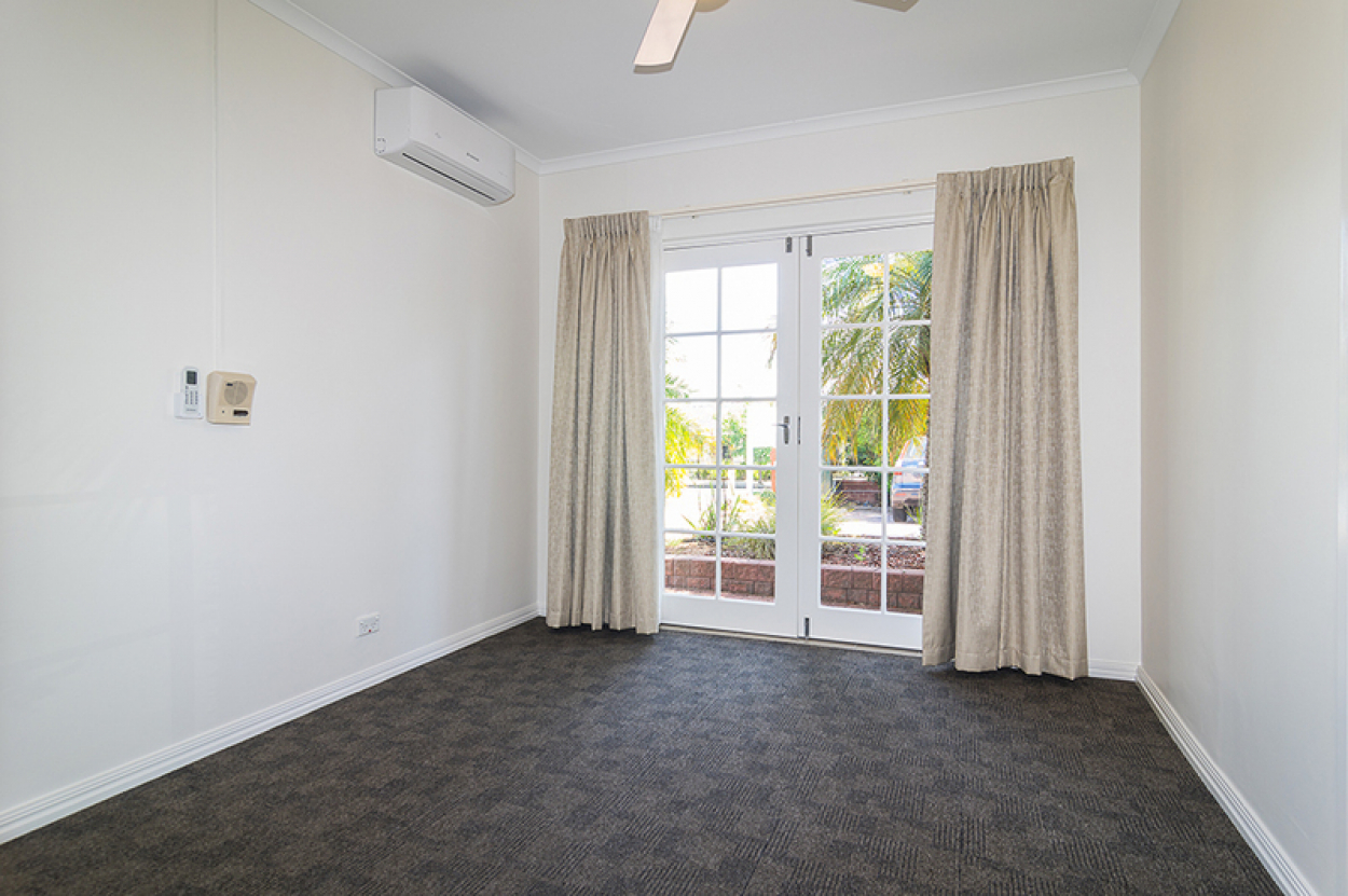 Beautiful boutique style village offering renovated care apartments