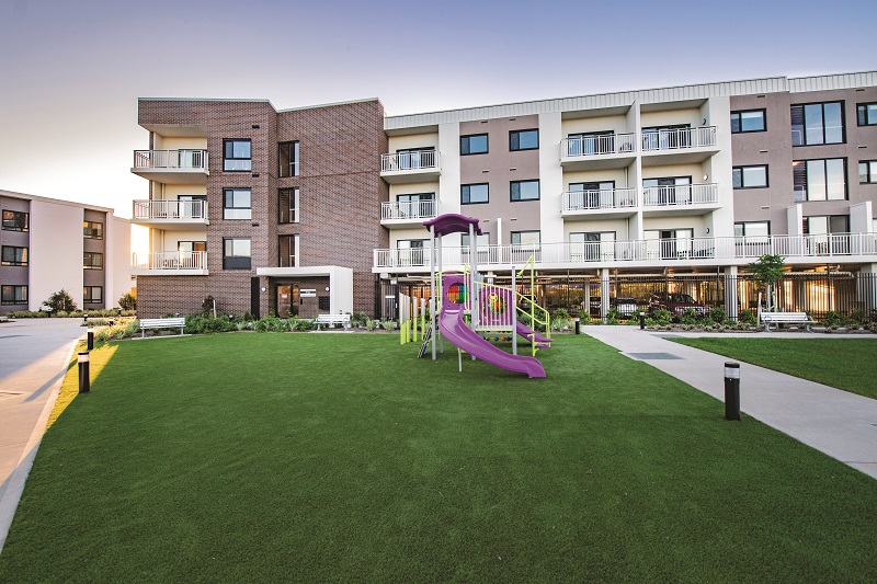 Brand new apartments from $282,000* - Anglicare Rooty Hill