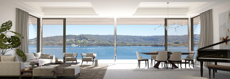 Discover homes of extraordinary scale and comfort, with stunning bespoke features