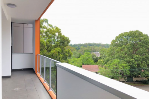 Spacious Nearly New 2 Bedrooms + Study Storage Cage and Security Parking Space