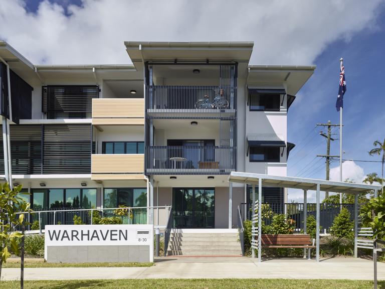Warhaven, Cairns