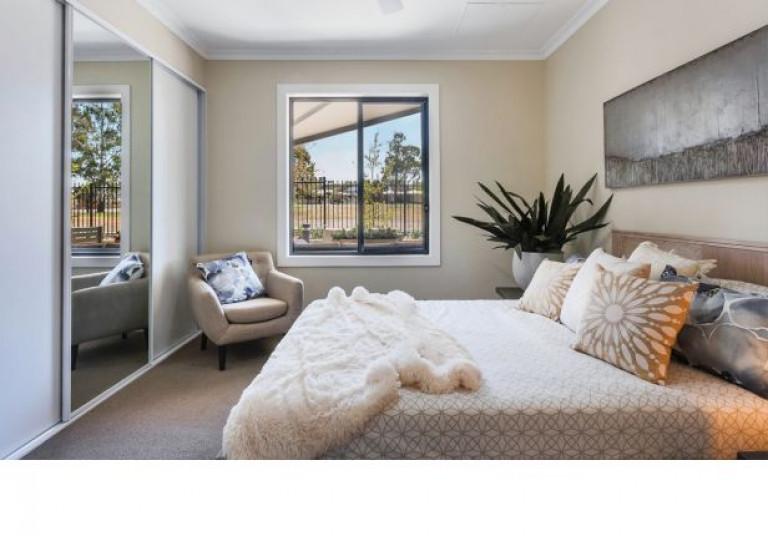 Parkes Retirement Living Units