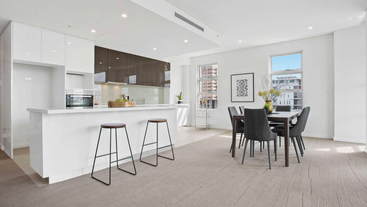Kirk Apartments - Home at the Heart of everything 77 Shaftesbury Road - Burwood 2134 Retirement Property for Sale