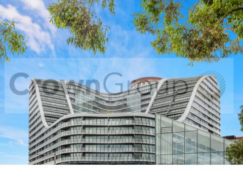 BRAND NEW 2 BEDROOM FLEXI APARTMENT IN INFINITY BY CROWN GROUP