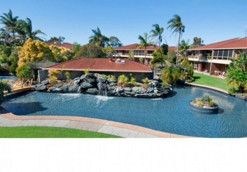 Australian Unity - Enjoy a Tropical Beach Life at The Governor's