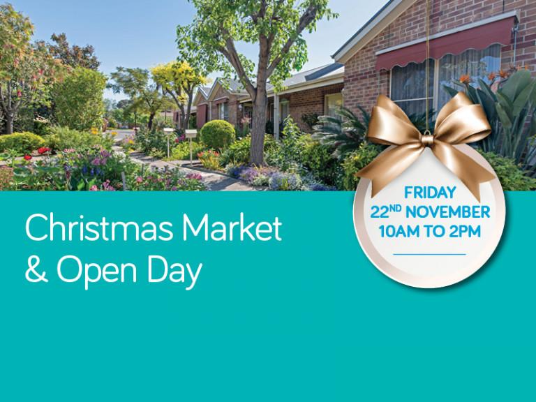 Torrens Grove Christmas Market & Open Day