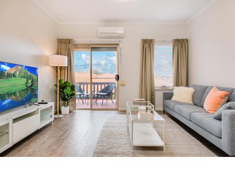Secure Apartment Living (55+ Lifestyle Village)