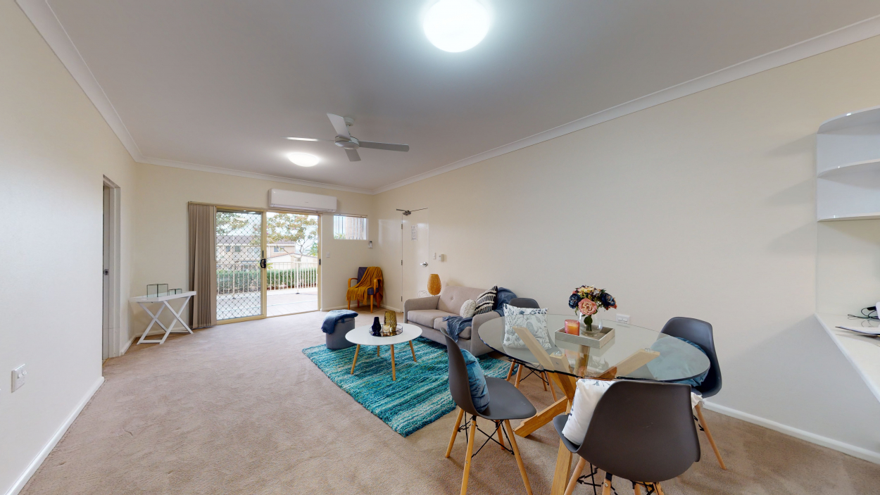 Newly refurbished two bedroom units at RFBI Lake Haven Masonic Retirement Village available now