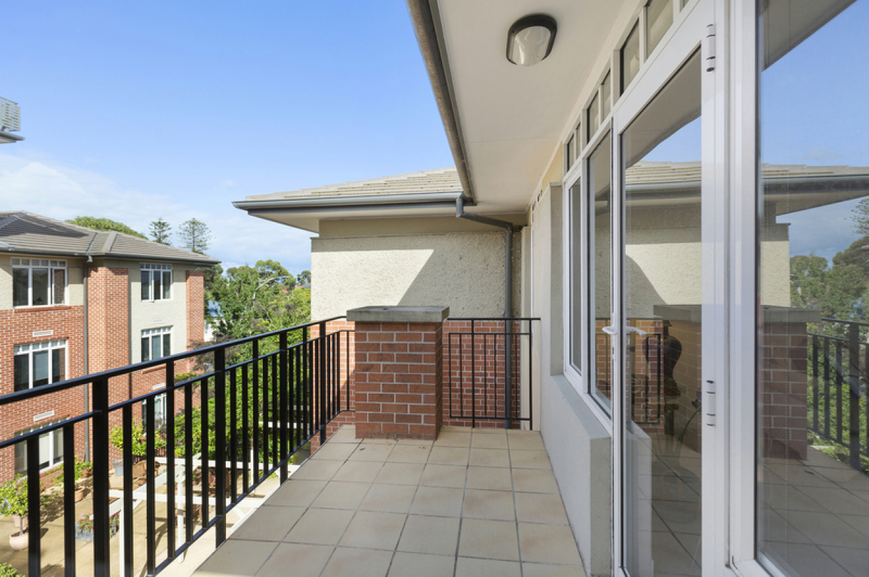 Unique opportunity to secure sought after Penthouse level home