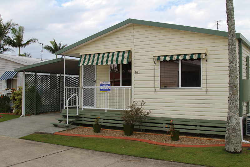 Noble Lakeside Park - Kingscliff's premier over 50's pet friendly
