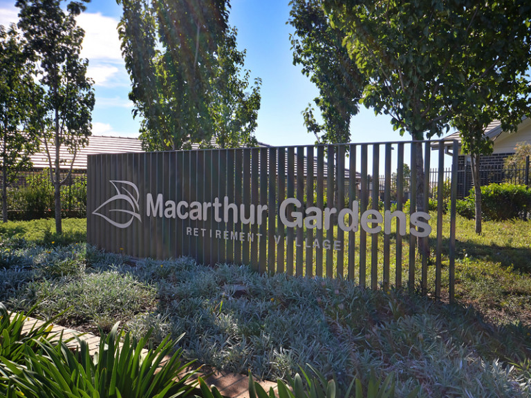 Macarthur Gardens Retirement Village