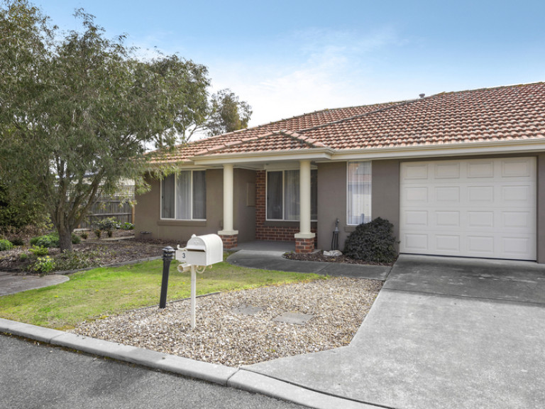 Reinstated two -bedroom home