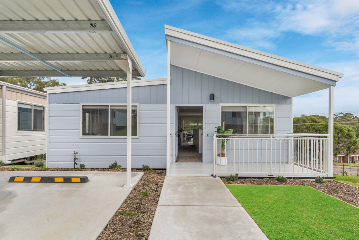 Taking Retirement Living To New Heights 124  Wallace St - Nowra 2541 Retirement Property for Sale