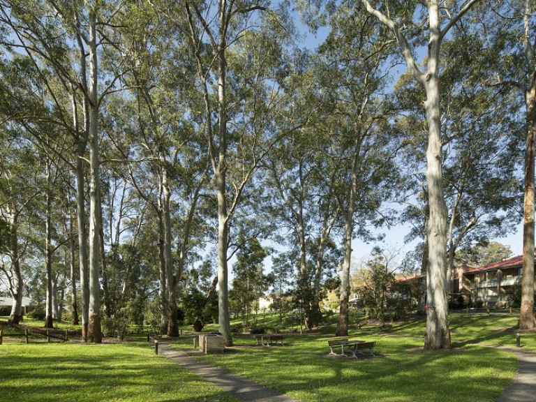 Anglicare Sydney - 2-bed duplex villa, Castle Hill
