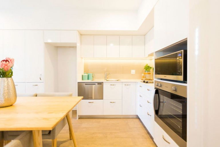 Spacious and modern two bedroom apartment
