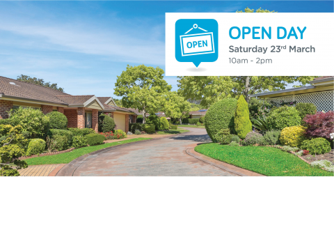 Join us for Tarragal Glen's open day!