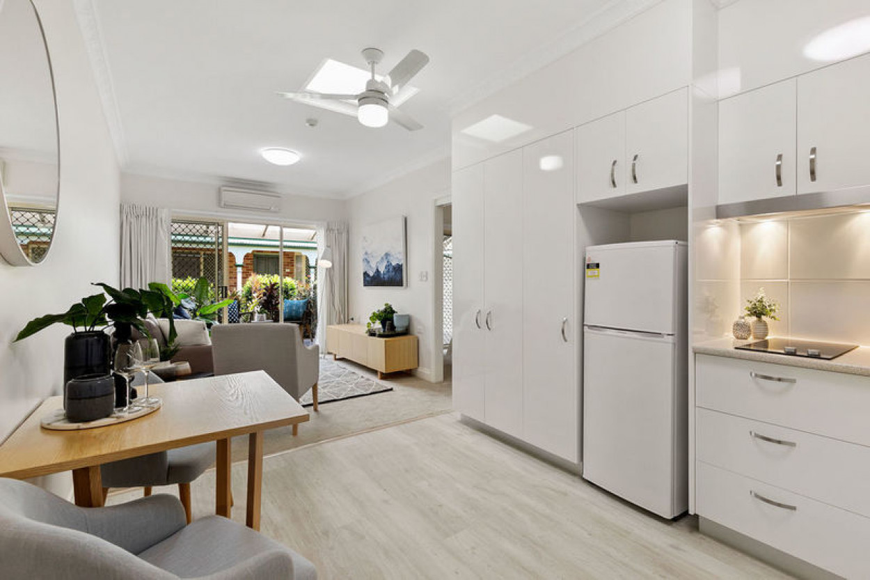 Serviced Apartment living at its best
