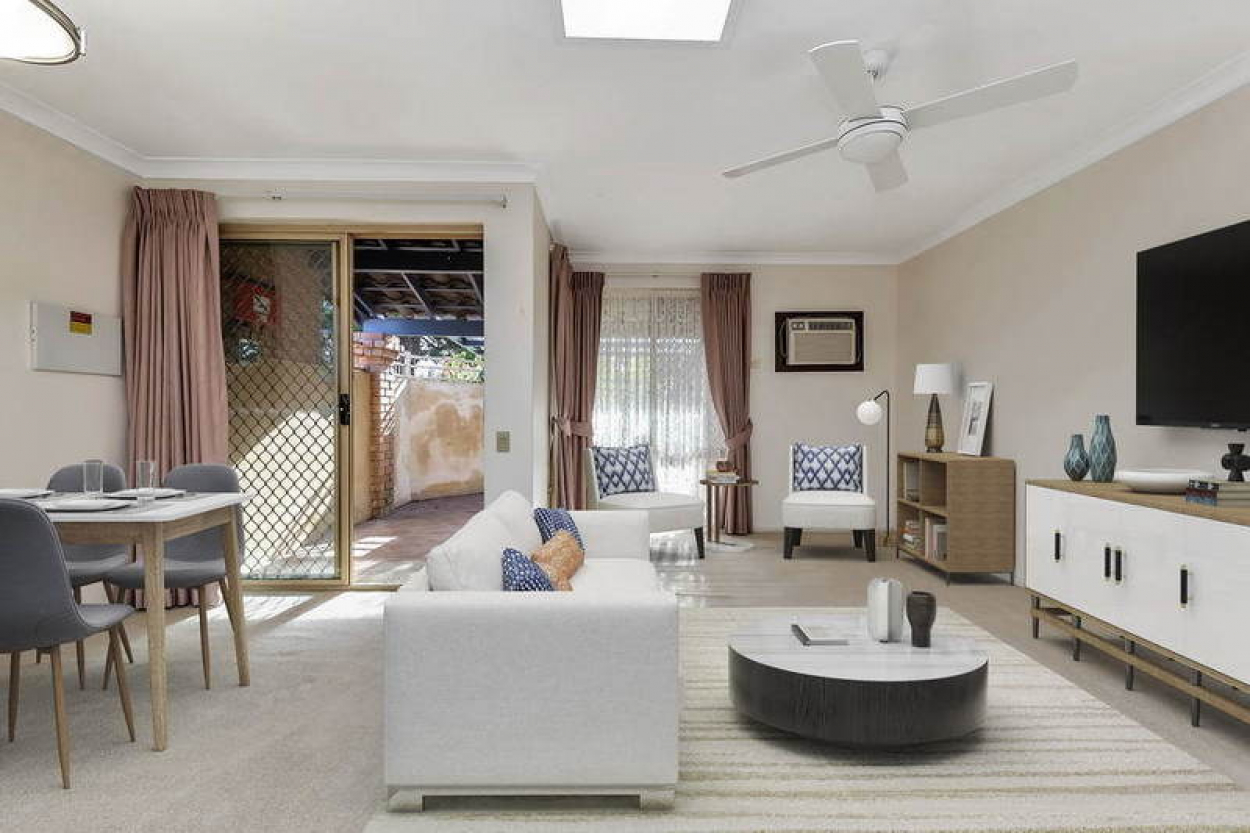 Perfectly positioned villa designed for carefree living