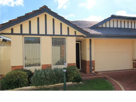 2 bedroom villa available soon
