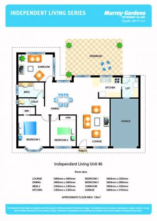 Independent Living Unit 46