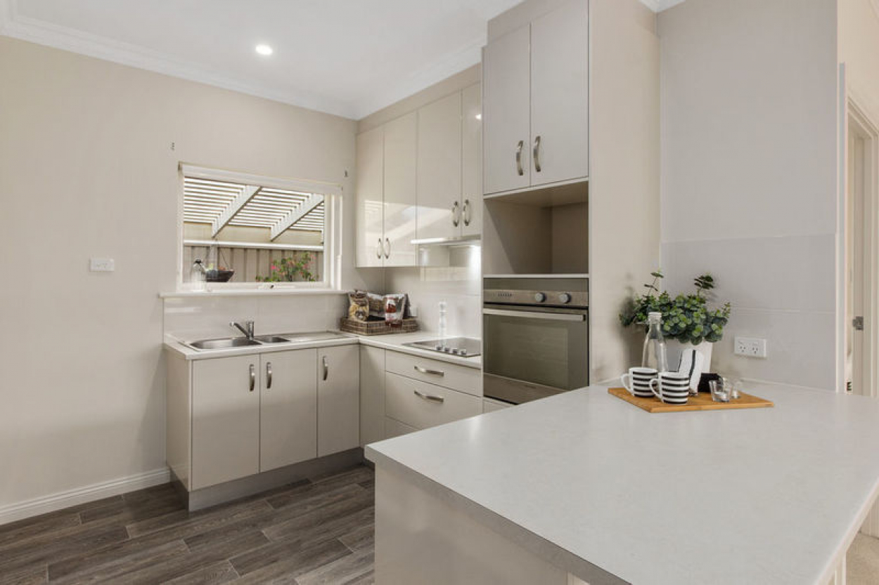 Beautifully refurbished two bedroom unit