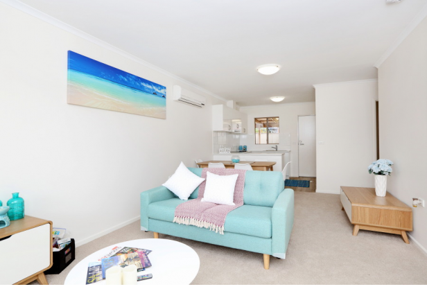 Experience a relaxed lifestyle in a welcoming, close-knit and vibrant community