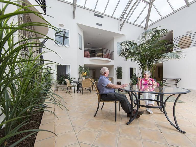 Over 55's living in Burwood - 2 Bedroom + Study