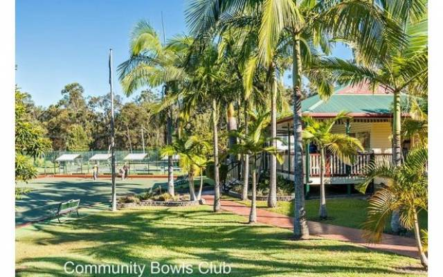 Greenbank Gardens Resort Lifestyle village for the Over 50's
