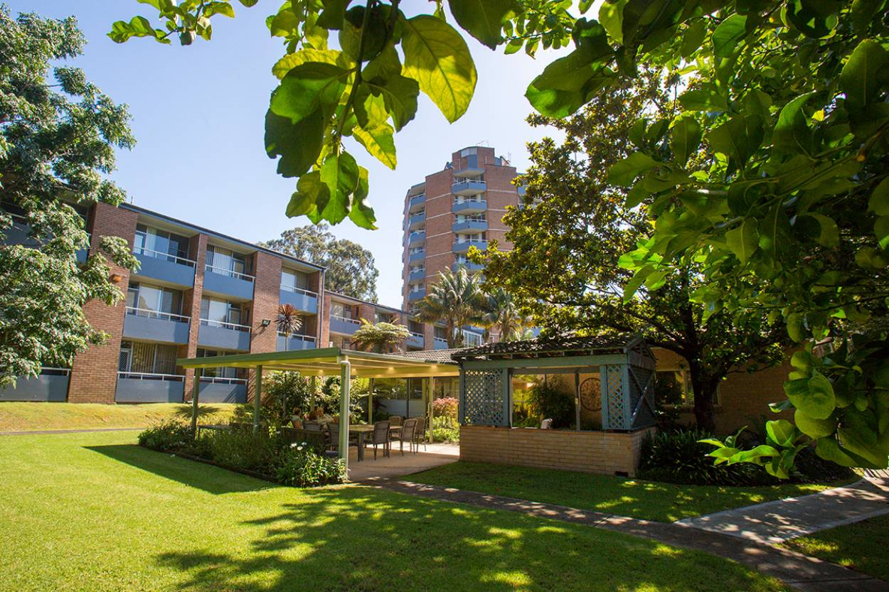 IRT Diment Towers Aged Care Centre  39-45 Staff Street - Wollongong 2500 Retirement Property for Sale