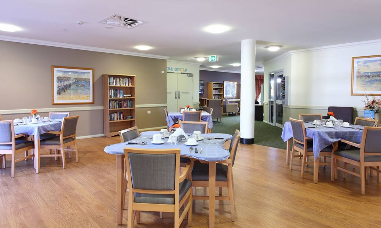 Mawson Court Residential Aged Care