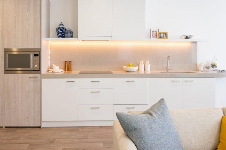 The most seamless one bedroom apartment