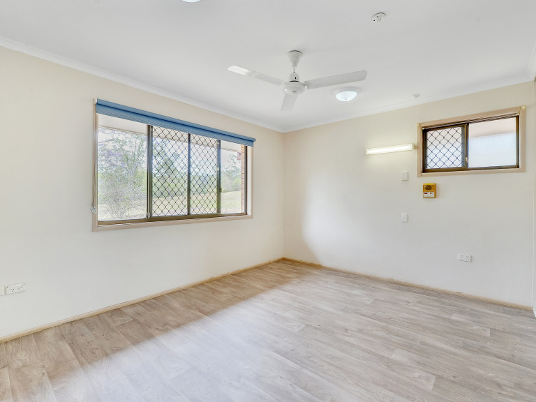 Unfurnished, spacious villas available now for $215 per week