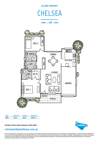 Sought after design to be fully upgraded