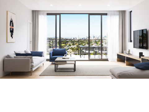 Apartment 605 | The Atrium Lutwyche