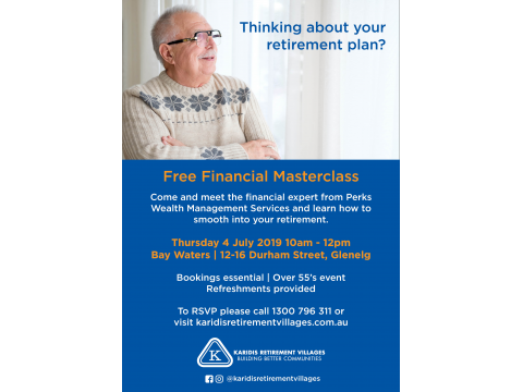 Free Financial Masterclass