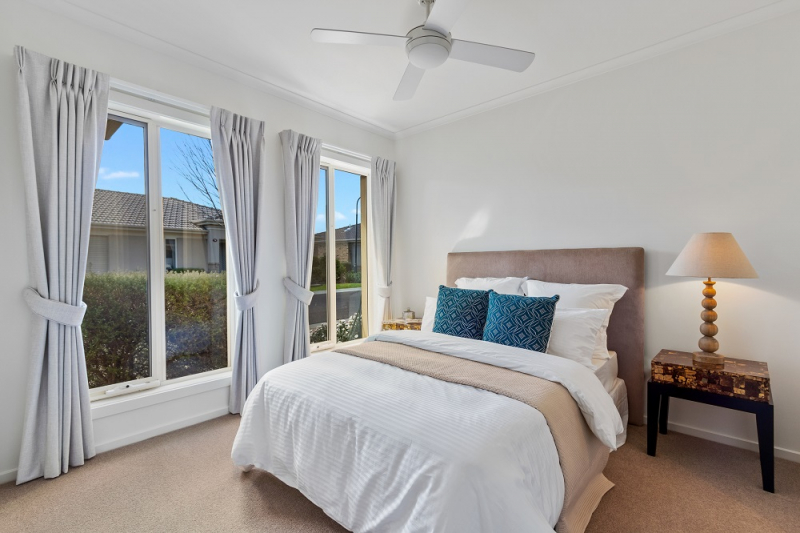 Don't lift a finger in this stylish two bedroom retreat – Gowanbrae Village