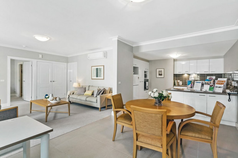 Retire your way at Cameron Close Village - 1 Bedroom + Study