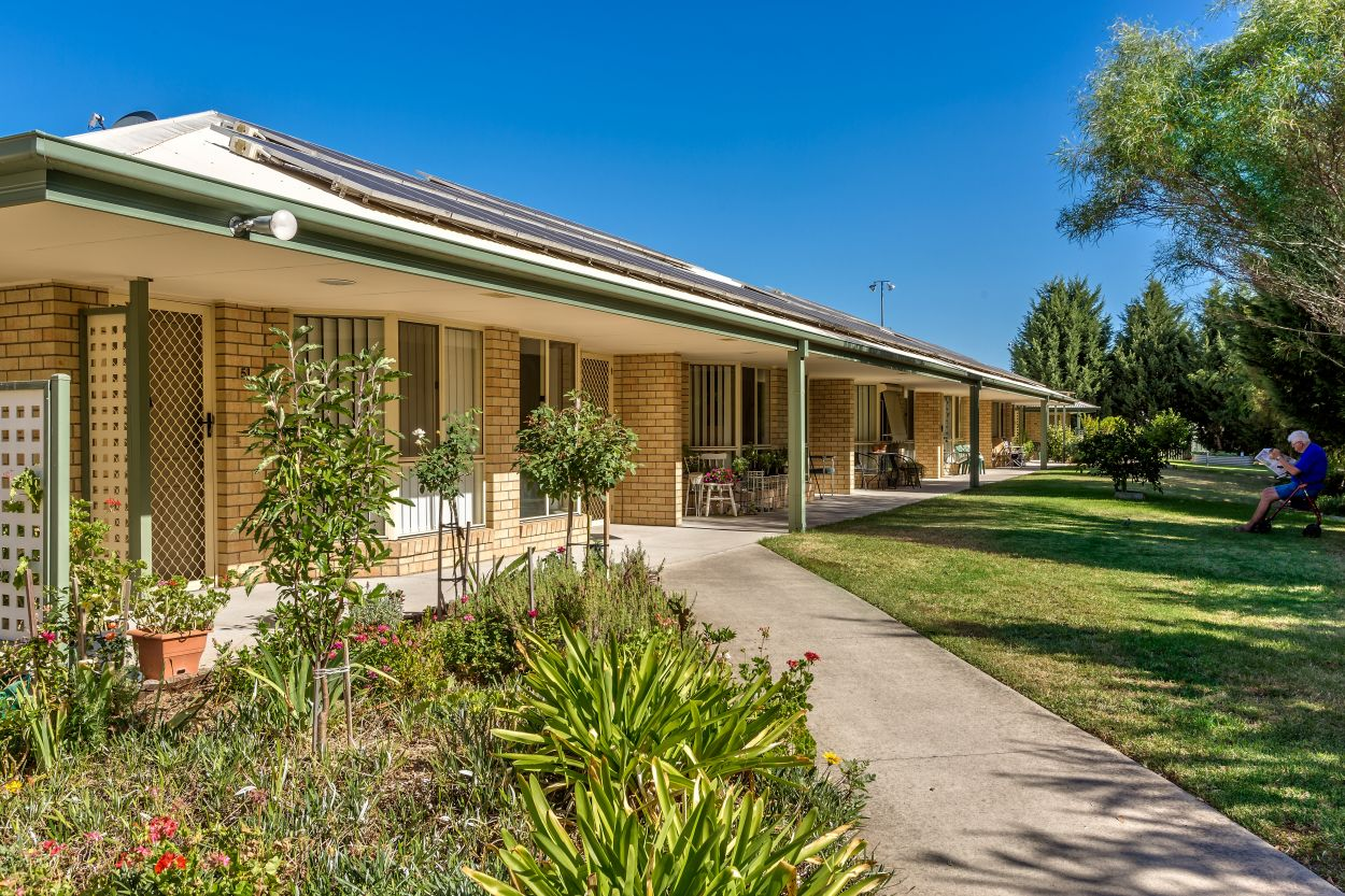 1 Bedroom Unit in Retirement Complex  33 Mardross Court - North Albury 2640 Retirement Property for Rental